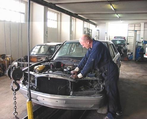 Autoverwertung   Autoentsorgung Wien