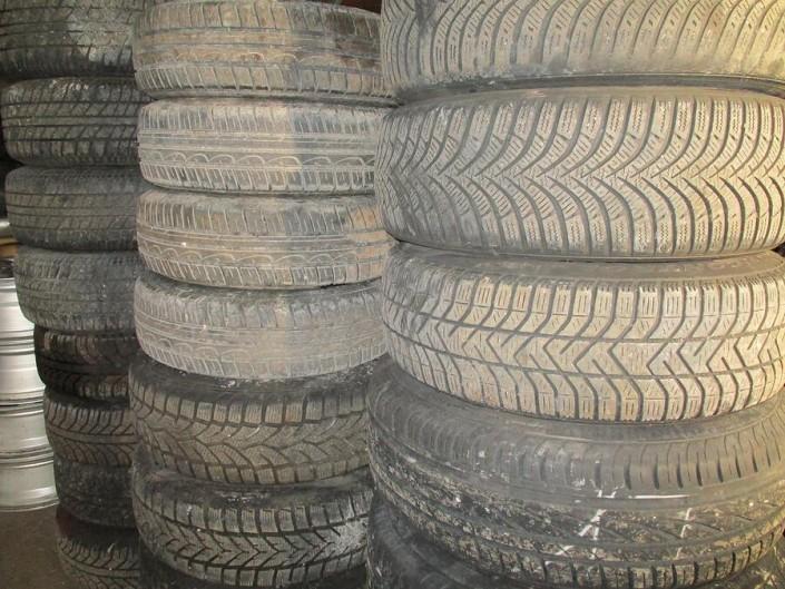 Ersatz Reifen Gebraucht