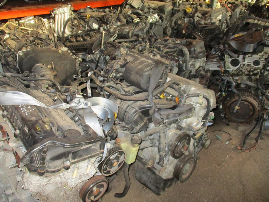 Gebrauchte Auto PKW Motoren