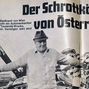 Der Schrottkönig von Österreich - Auto metzker