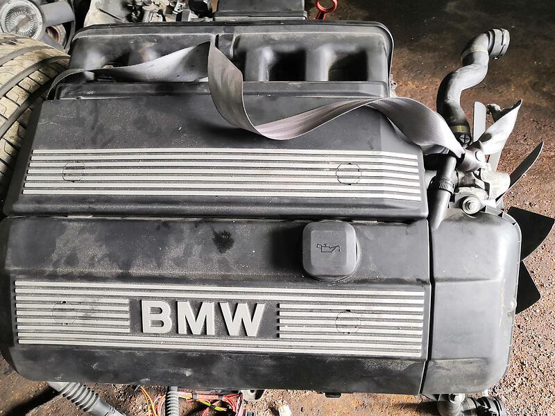 BMW Ersatzmotor Gebraucht
