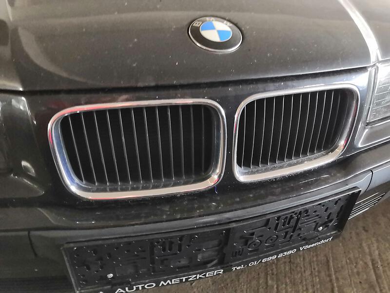 BMW Ersatzteile   Grill