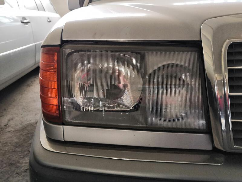 Mercedes Ersatzteile Gebraucht   Autolichter