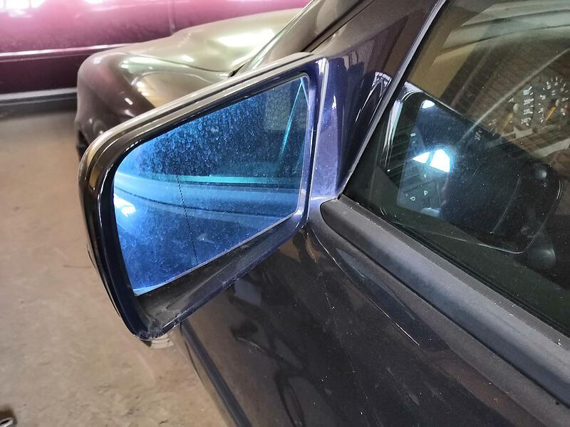Mercedes Ersatzteile   Seitenspiegel
