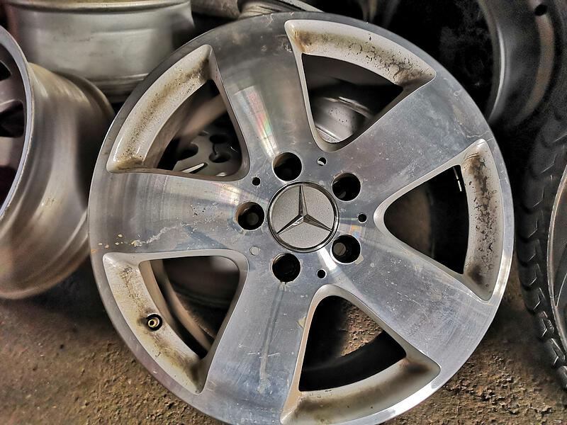 Mercedes Felgen Gebraucht