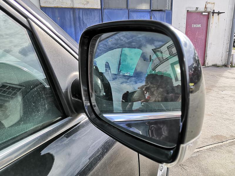 VW Ersatzteil   Seitenspiegel